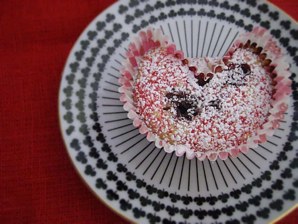 Sprinkle with powdered sugar for some extra sweetness!
