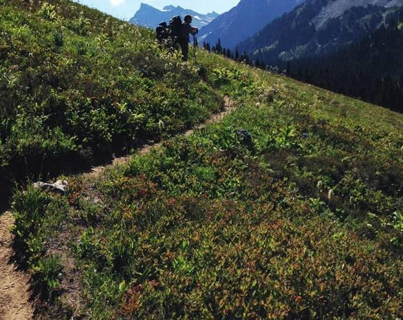 Backpacking the Glacier Peak Wilderness – Spider Meadow, Buck Creek Pass Loop