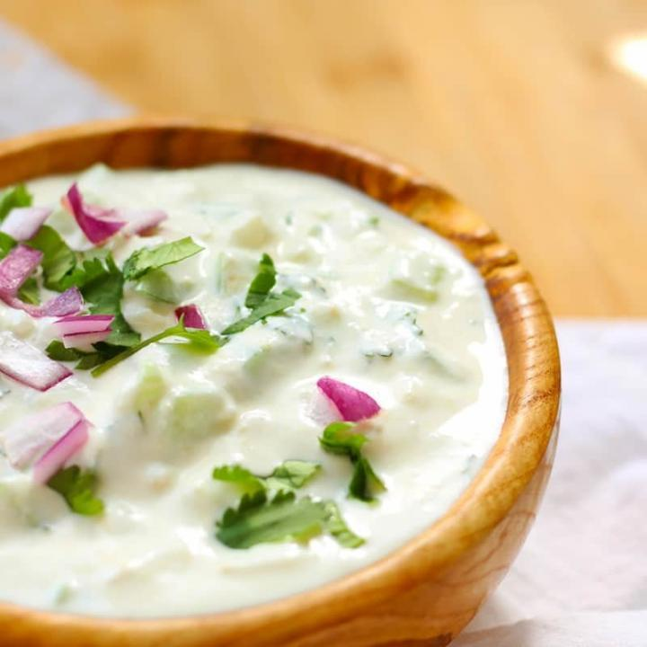 Easy Everyday Yogurt Sauce