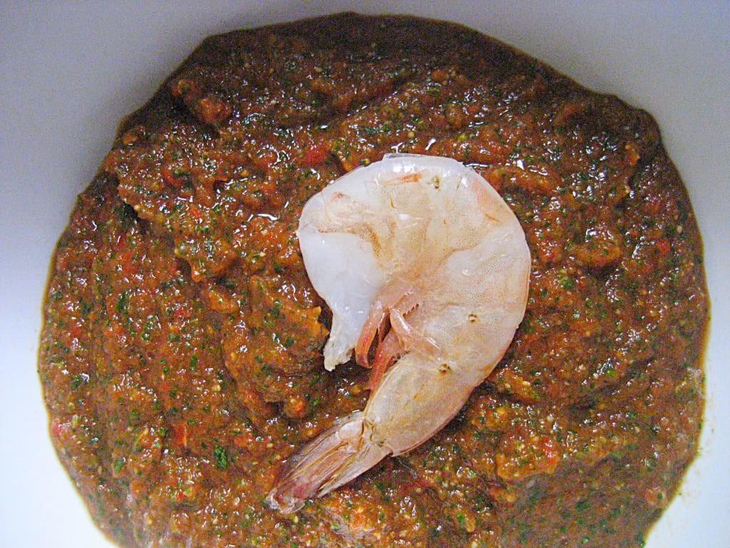 Sofrito adds zing to this Puerto Rican marinade.