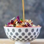 Easy Asian Slaw with Ramen Recipe