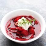 Polish Beet Soup Recipe