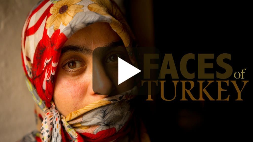 Faces of Turkey - The Perennial Plate