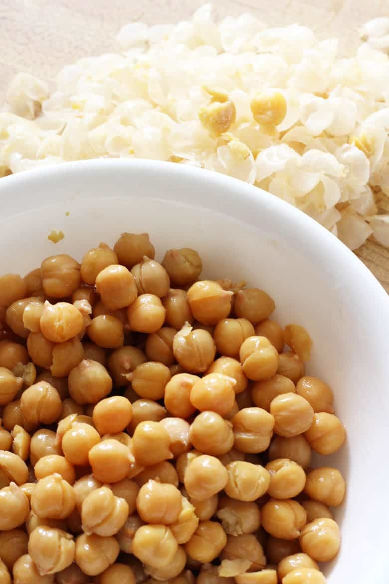 How to make chickpeas