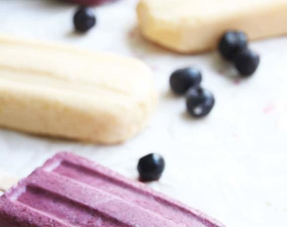 Fruit Froyo Smart Popsicles