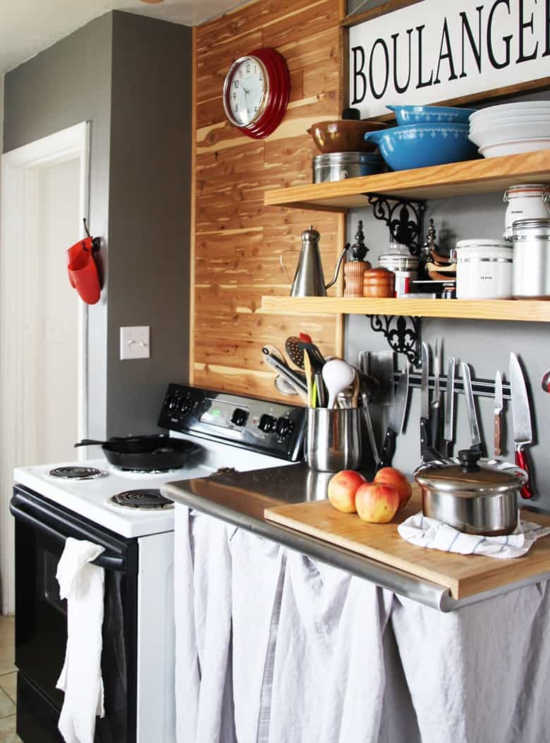 11 small kitchen ideas on a budget - Kitchen decorating ideas on a budget ...
