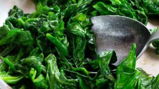 How to Cook Spinach (3 Ways!)